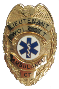 Lieutenant Badge