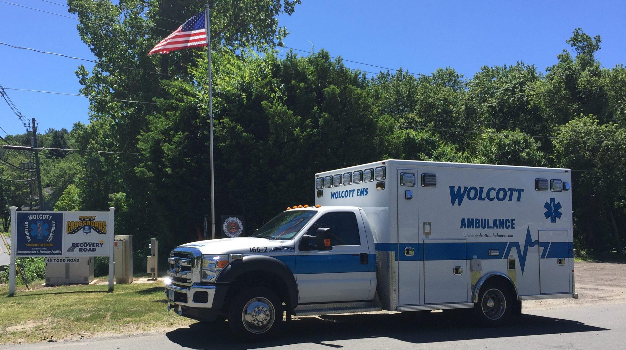 Wolcott Volunteer Ambulance Association
